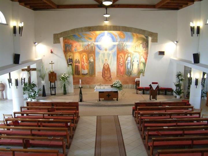 alsőgödi, Szent István Templom belső